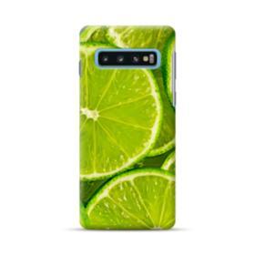 Green Lemon Samsung Galaxy S10 Case