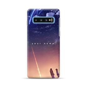 Your Name Anime Samsung Galaxy S10 Case