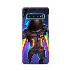 Fortnite Dark Voyager Samsung Galaxy S10 Case