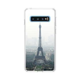 Eiffel Tower Samsung Galaxy S10 Clear Case