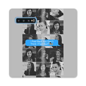 Funniest Kim Kardashian meme Samsung Galaxy S10 Flip Case