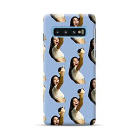 Kendall Jenner funny  Samsung Galaxy S10 Plus Case