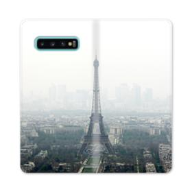 Eiffel Tower Samsung Galaxy S10 Plus Flip Case