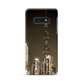 City night skyline Samsung Galaxy S10e Case