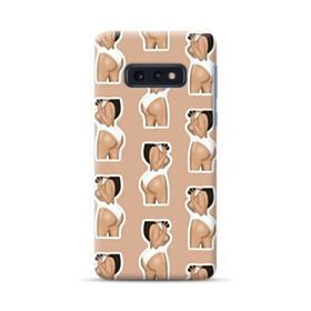 Kim kardashian butt Kimoji  Samsung Galaxy S10e Case