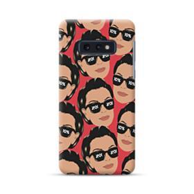 Kris jenner funny meme emoji Samsung Galaxy S10e Case
