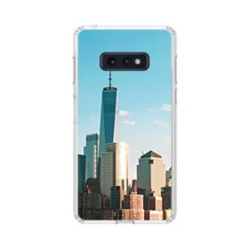 New York Skyline Samsung Galaxy S10e Clear Case