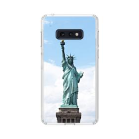 Statue of Liberty Samsung Galaxy S10e Clear Case