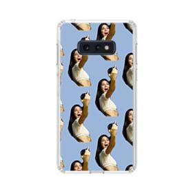 Kendall Jenner funny  Samsung Galaxy S10e Clear Case