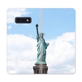 Statue of Liberty Samsung Galaxy S10e Flip Case