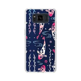 Fish Illustration Samsung Galaxy S8 Active Case