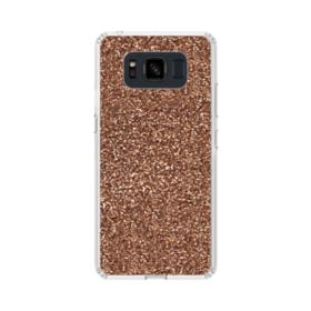 Gold Glitter Samsung Galaxy S8 Active Case