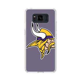 Minnesota Vikings Team Logo Samsung Galaxy S8 Active Case
