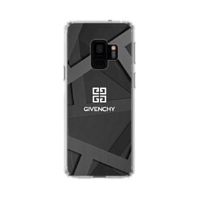 Givenchy Men Samsung Galaxy S9 Clear Case