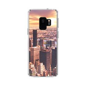 New York Skyline Samsung Galaxy S9 Clear Case