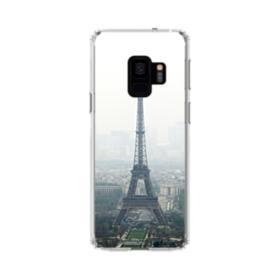 Eiffel Tower Samsung Galaxy S9 Clear Case