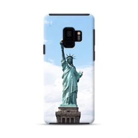 Statue of Liberty Samsung Galaxy S9 Hybrid Case