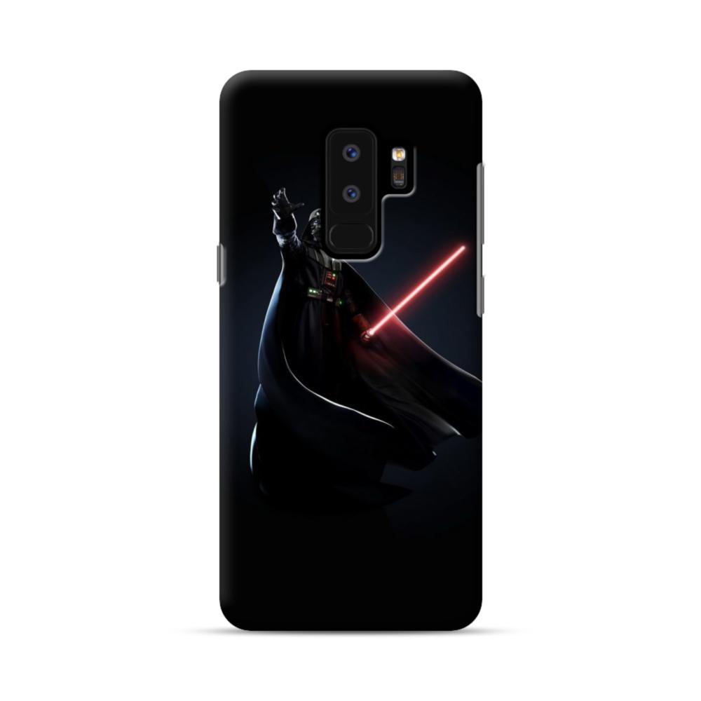 low priced 355e2 fc720 Star Wars Sword Samsung Galaxy S9 Plus Case