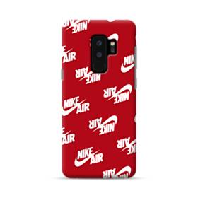 Nike Air Red Samsung Galaxy S9 Plus Case