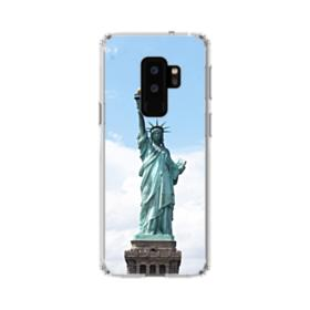 Statue of Liberty Samsung Galaxy S9 Plus Clear Case