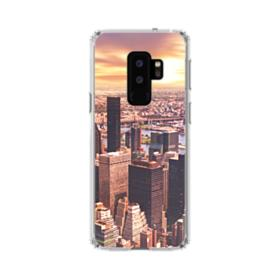 New York Skyline Samsung Galaxy S9 Plus Clear Case