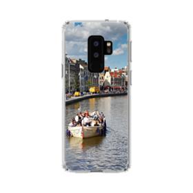 Amsterdam River View Samsung Galaxy S9 Plus Clear Case