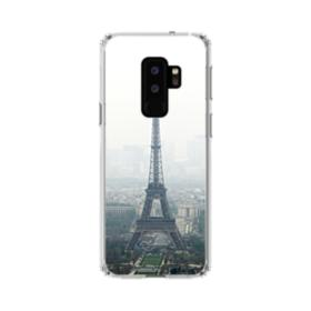 Eiffel Tower Samsung Galaxy S9 Plus Clear Case