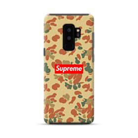 Supreme Camo Samsung Galaxy S9 Plus Hybrid Case