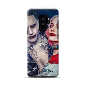 Harley Quinn And Joker Samsung Galaxy S9 Plus Hybrid Case