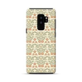 Cherry Pattern Samsung Galaxy S9 Plus Hybrid Case