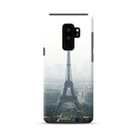 Eiffel Tower Samsung Galaxy S9 Plus Hybrid Case