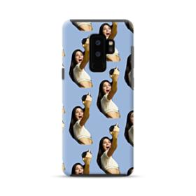 Kendall Jenner funny  Samsung Galaxy S9 Plus Hybrid Case