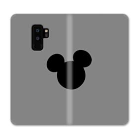 Mickey Mouse Icon Samsung Galaxy S9 Plus Wallet Case