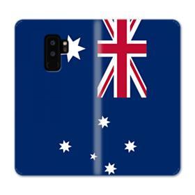 Flag of Australia Samsung Galaxy S9 Plus Wallet Case