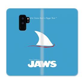 Jaws Samsung Galaxy S9 Plus Wallet Case