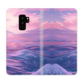 Sunset Sky Samsung Galaxy S9 Plus Wallet Case