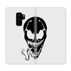 Venom Comics Samsung Galaxy S9 Plus Wallet Case