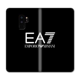 EA7 Emporio Armani Samsung Galaxy S9 Plus Wallet Case