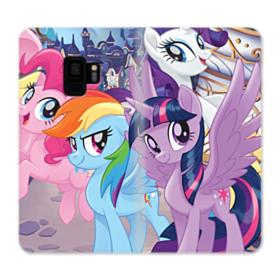 Disney Pony Samsung Galaxy S9 Wallet Case