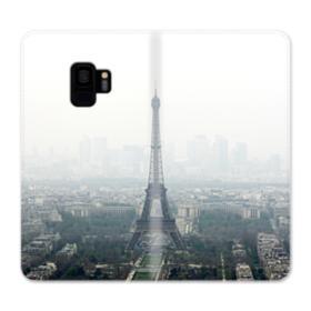 Eiffel Tower Samsung Galaxy S9 Wallet Case