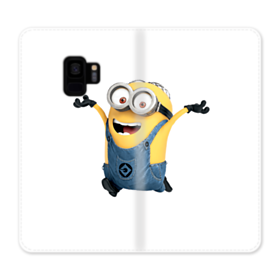 Kevin the Minion Samsung Galaxy S9 Wallet Case