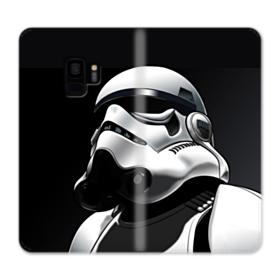 Star Wars Stormtrooper Samsung Galaxy S9 Wallet Case