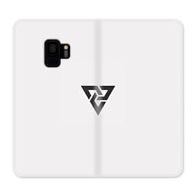 Minimalist Triangle Samsung Galaxy S9 Wallet Case