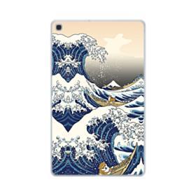 Waves Samsung Galaxy Tab A 10.1 (2019) Clear Case
