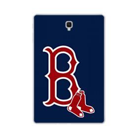 Boston Red Sox Big Logo Samsung Galaxy Tab S4 10.5 Clear Case