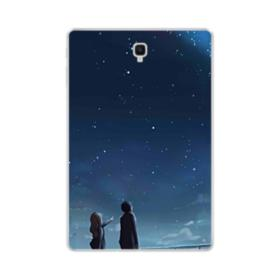 Starry Night Samsung Galaxy Tab S4 10.5 Clear Case
