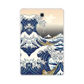 Waves Samsung Galaxy Tab S4 10.5 Clear Case