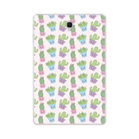 Cute Cartoon Cactus  Samsung Galaxy Tab S4 10.5 Clear Case