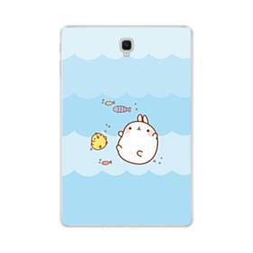Molang And Piu Piu Samsung Galaxy Tab S4 10.5 Clear Case