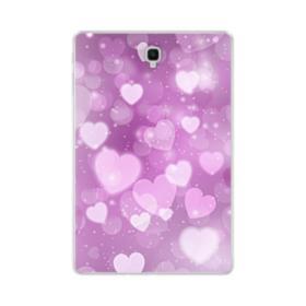 Aurora Hearts Samsung Galaxy Tab S4 10.5 Clear Case